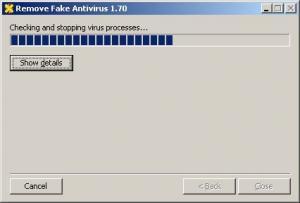 Remove Fake Antivirus 1.99 - náhled