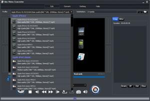 Aku Video Converter 6.6.8 - náhled