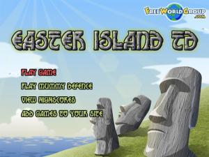 Easter Island TD - náhled