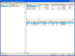 EvisLite - evidence servisu 1.3 - náhled