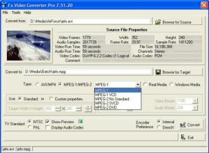Fx Video Converter 7.51.24 - náhled