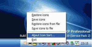 IconSort 1.02 - náhled