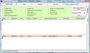 Infosoud a Katastr 1.80 - náhled