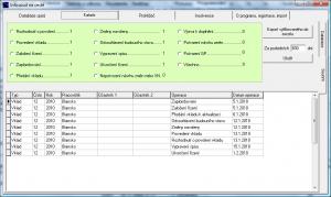 Infosoud a Katastr 1.78 - náhled