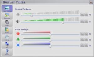 Display Tuner 1.7 - náhled