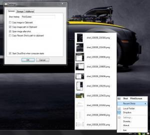 CloudShot 3.0.0.3 - náhled