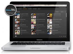 Amazon Music 3.0.0.564. - náhled