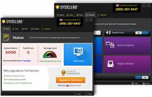 SystClean 4.1.1.6 - náhled