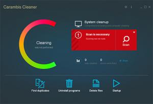 Carambis Cleaner 1.5.0.1240 - náhled