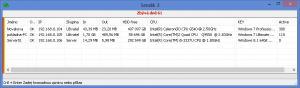 Sendik3 Demo 3 - náhled