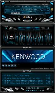 KENWOOD eXcelon KDC-x959