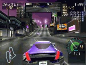 Final Drive Fury - náhled