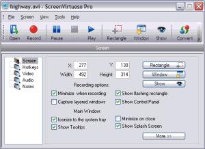 ScreenVirtuoso PRO 3.80.2538 - náhled