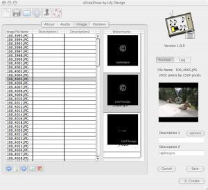 vSlideshow 1.1.2 - náhled
