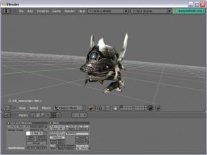 NifSkope 1.0.22 - náhled
