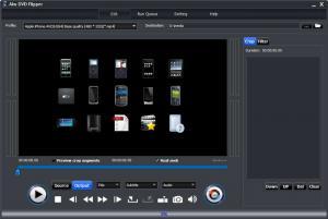 AKu DVD Ripper 6.6.8 - náhled