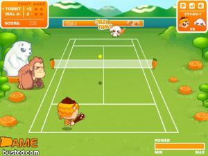 Crazy Tennis - náhled