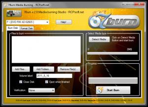 7Burn 2.0 - náhled