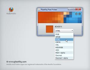 Plastiliq PixelPicker 1.2.7 - náhled