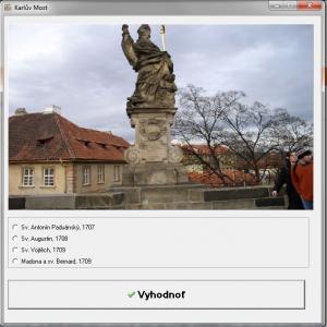 Testík o sochách na Kalově Mostě 1.0 - náhled