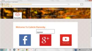 FlameSky 2.0 - náhled