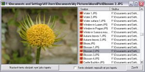 Okno prohlížeče obrázků - náhled