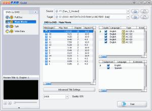 DVDFab 10.0.1.2 - náhled