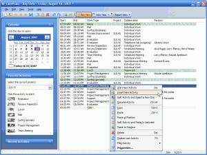 TimePanic 5.1 - náhled