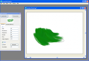 Greenfish Painter 1.0 - náhled