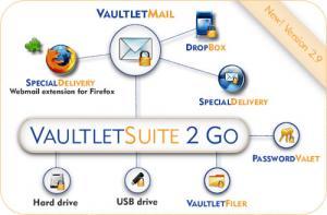 VaultletSuite 2 Go 2.9.7 - náhled