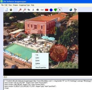 Free Imagemapper 2.1 - náhled