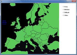 MapClick Europe - náhled