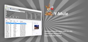 Y-Mule 2.2 - náhled