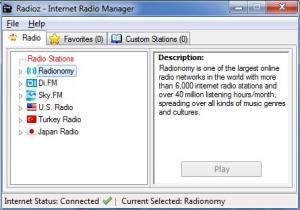 Radioz 1.3 - náhled