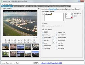WebcamXP 5 5.9.0.0 - náhled