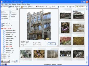 ViewMinder Express 4.01 - náhled