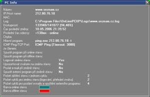 OnLine PC XP 1.9 - náhled