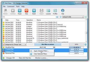 Disk Pulse 10.4.18 - náhled