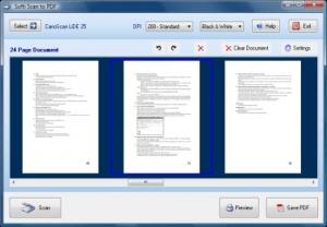 Scan to PDF 2.50