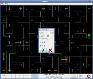 Maze game 1.0 - náhled