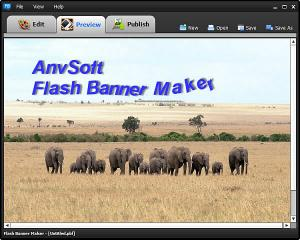 Flash Banner Maker 1.00 - náhled