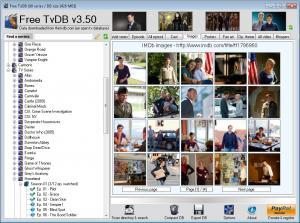 Free TvDB 4.82 - náhled