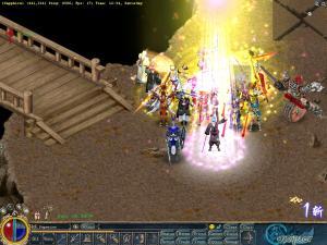 Conquer Online v5838 - náhled