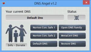 Dns Angel 1.2 - náhled