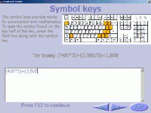 Keyboard Explorer 1.1.4 - náhled