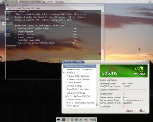 OpenSolaris 2008.05 - náhled