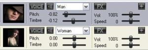 ScriptVOX Studio 2.0.25 - náhled