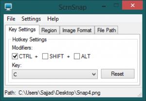 ScrnSnap 1.1.6 - náhled
