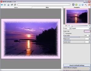 AKVIS ArtSuite 5.0 - náhled