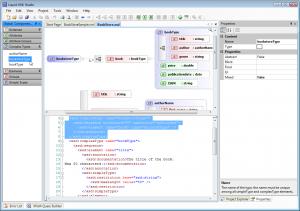 Liquid XML Studio 2015 - náhled